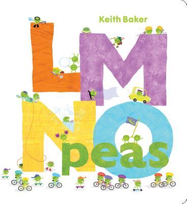 Lmno Peas By Baker, Keith/ Baker, Keith (ILT)